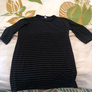 & Other Stories Striped Shirt Dress